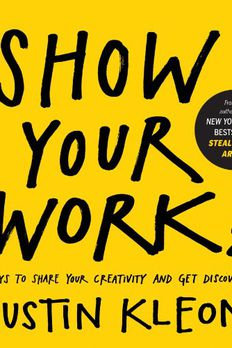 Show Your Work! book cover