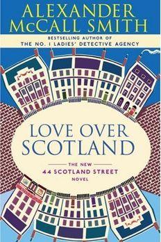 Love Over Scotland book cover