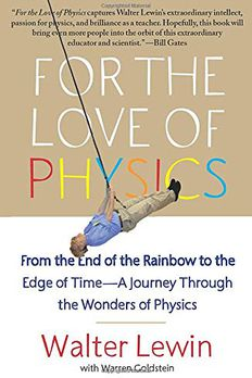 For the Love of Physics book cover