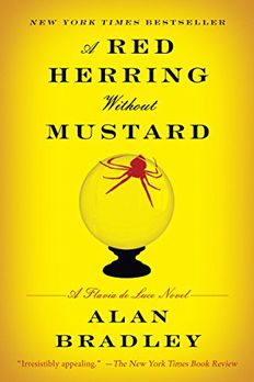 A Red Herring Without Mustard book cover