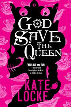God Save the Queen book cover