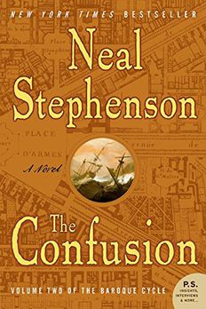 The Confusion book cover