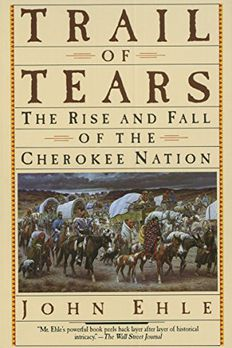 Trail of Tears book cover