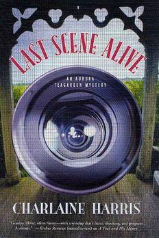 Last Scene Alive book cover