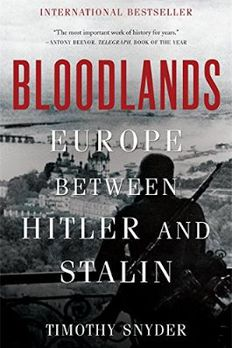 Bloodlands book cover