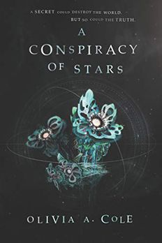 A Conspiracy of Stars book cover