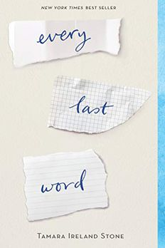 Every Last Word book cover