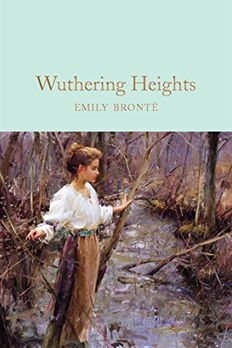 Wuthering Heights book cover