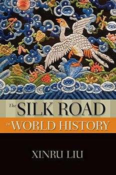 The Silk Road in World History book cover