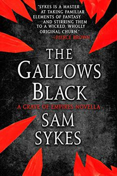 The Gallows Black book cover