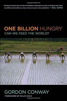 One Billion Hungry book cover