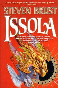 Issola book cover