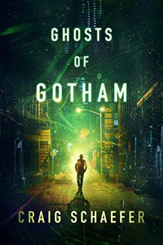 Ghosts of Gotham book cover