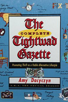 The Complete Tightwad Gazette book cover