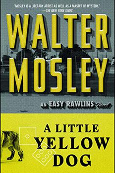 A Little Yellow Dog book cover