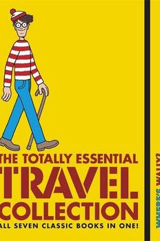 Where's Wally? The Totally Essential Travel Collection book cover
