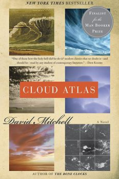 Cloud Atlas book cover