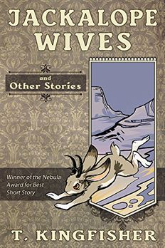 Jackalope Wives and Other Stories book cover
