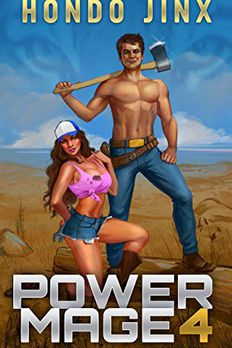 Power Mage 4 book cover