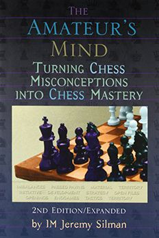 The Amateur's Mind book cover