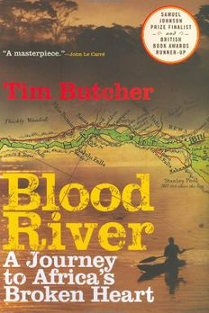 Blood River book cover