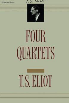 Four Quartets book cover