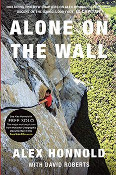 Alone on the Wall book cover