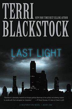 Last Light book cover