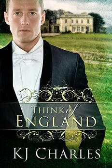 Think of England book cover