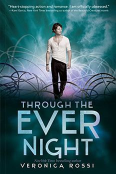 Through the Ever Night book cover