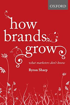 How Brands Grow book cover