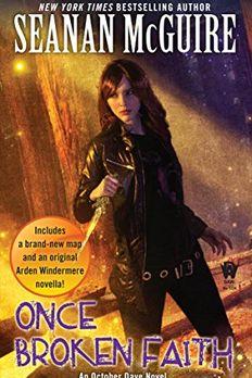 Once Broken Faith book cover