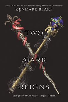 Two Dark Reigns book cover