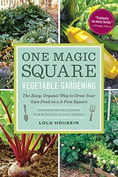 One Magic Square Vegetable Gardening book cover