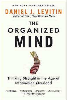The Organized Mind book cover
