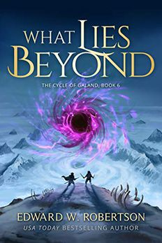 What Lies Beyond book cover