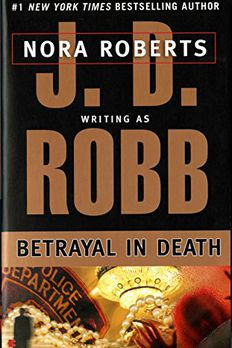 Betrayal in Death book cover