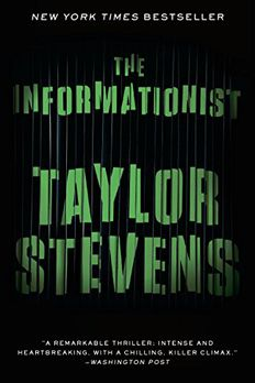 The Informationist book cover
