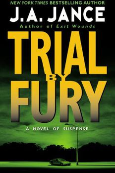 Trial By Fury book cover