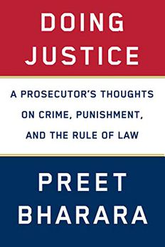 Doing Justice book cover