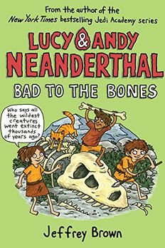 Lucy & Andy Neanderthal book cover