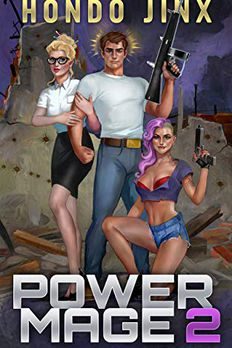 Power Mage 2 book cover