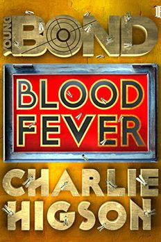 Blood Fever book cover