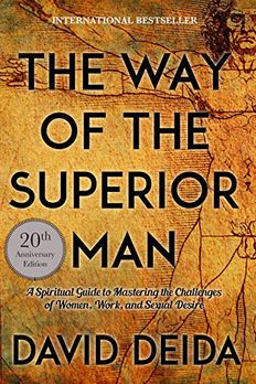 The Way of the Superior Man book cover