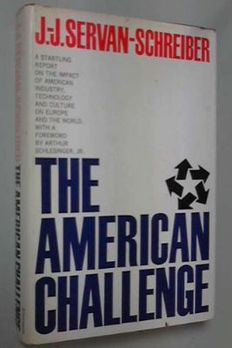 The American Challenge book cover