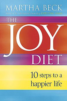 The Joy Diet  book cover
