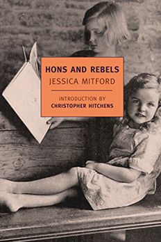 Hons and Rebels book cover