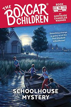 Schoolhouse Mystery book cover
