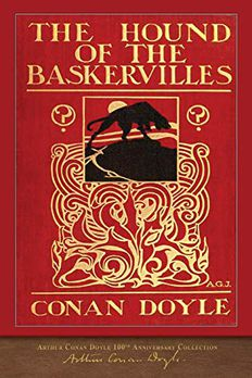 The Hound of the Baskervilles book cover