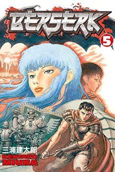 Berserk, Vol. 5 book cover